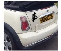 Official Simply Loveleh Hand Vinyl Sticker ideal for Cars, Bikes and Lorries